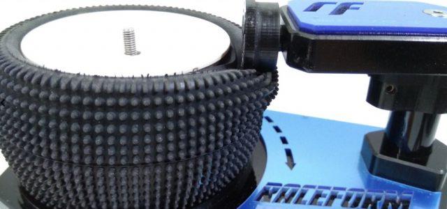 Raceform Lazer JigCarpet/Astro Tire Conversion Kit [VIDEO]