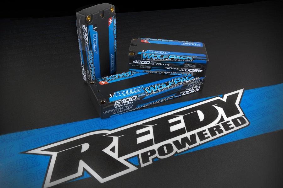 Reedy WolfPack HV LiPo Batteries