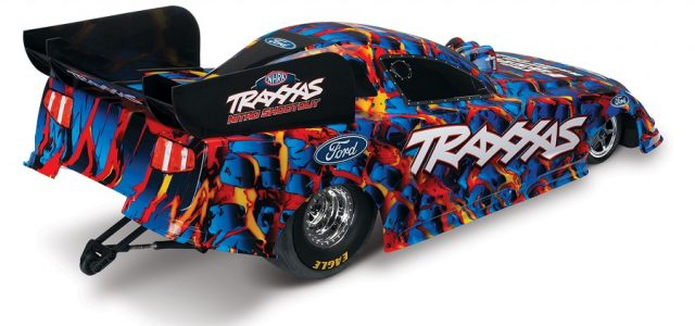 Special Edition Traxxas Funny Car