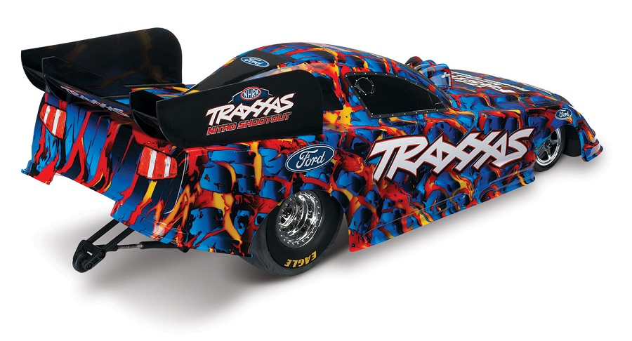 Special Edition Traxxas Funny Car