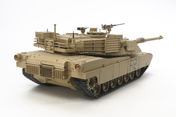 Tamiya US M1A2 Abrams Full Option Kit
