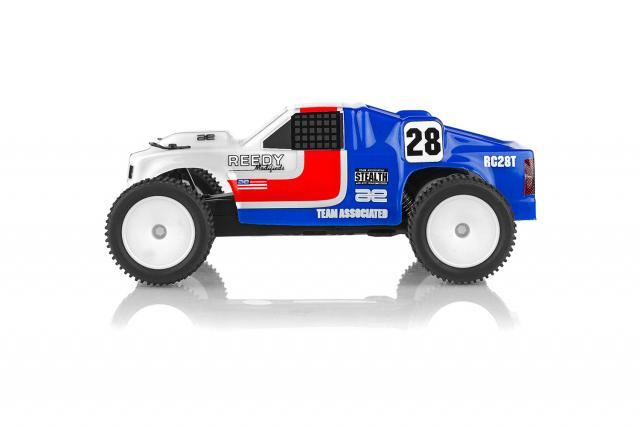 Team Associated RC28T RTR Stadium Truck
