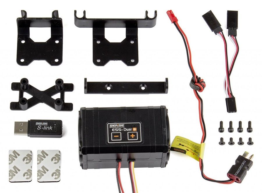 Team Associated Releases 3 New Engine Sound Systems