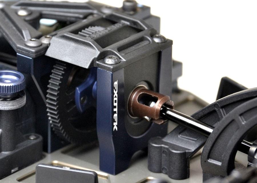 Tekno RC EB410 Option Parts From Exotek