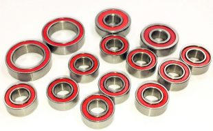 Trinity Certified + Ceramic Ball Bearing Set For The TLR 22 4.0