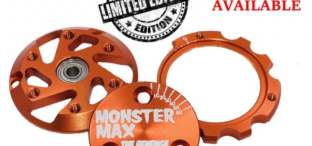 Trinity Limited Edition Orange Monster Max End Plate Set