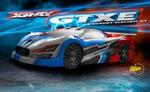 XRAY GTXE 1/8 Electric On-Road Car