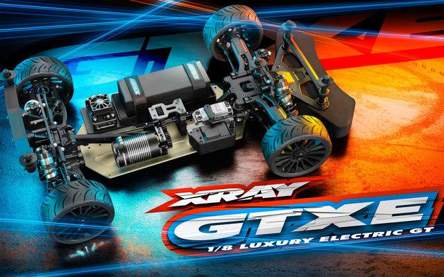 XRAY GTXE 1_8 Electric On-Road Car