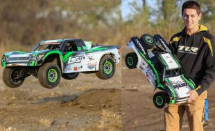 Losi Goes Big With 1/6 Scale Super Baja Rey [VIDEO]