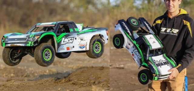 rc brushless with Losi Goes Big 16 Scale Super Baja Rey Video on Traxxas St ede 4x4 Vxl moreover ProBoatVoracityE36InchRTRBrushlessElectricRCSpeedboat likewise Mmm V3 additionally Laser Proximity Sensor as well Latest Version Skywalker Black X8 Flying Wing g632.