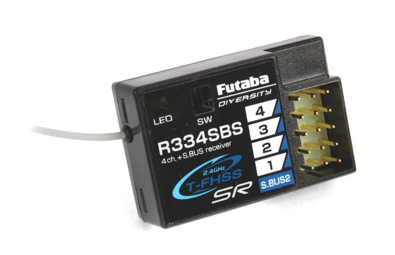Futaba 7PX T-FHSS RC Radio - 7 channel system