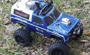 Traxxas Telluride Taken to the Max [READER'S RIDE]