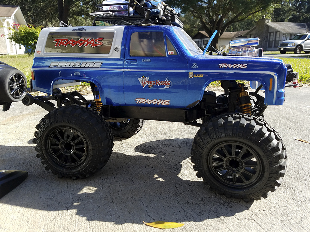 Traxxas Telluride, Pro-Line, RC4WD, Warn, Velineon,