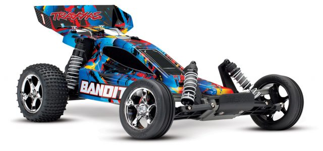 Traxxas Bandit & Rustler: New Look, Lower Price [VIDEO]