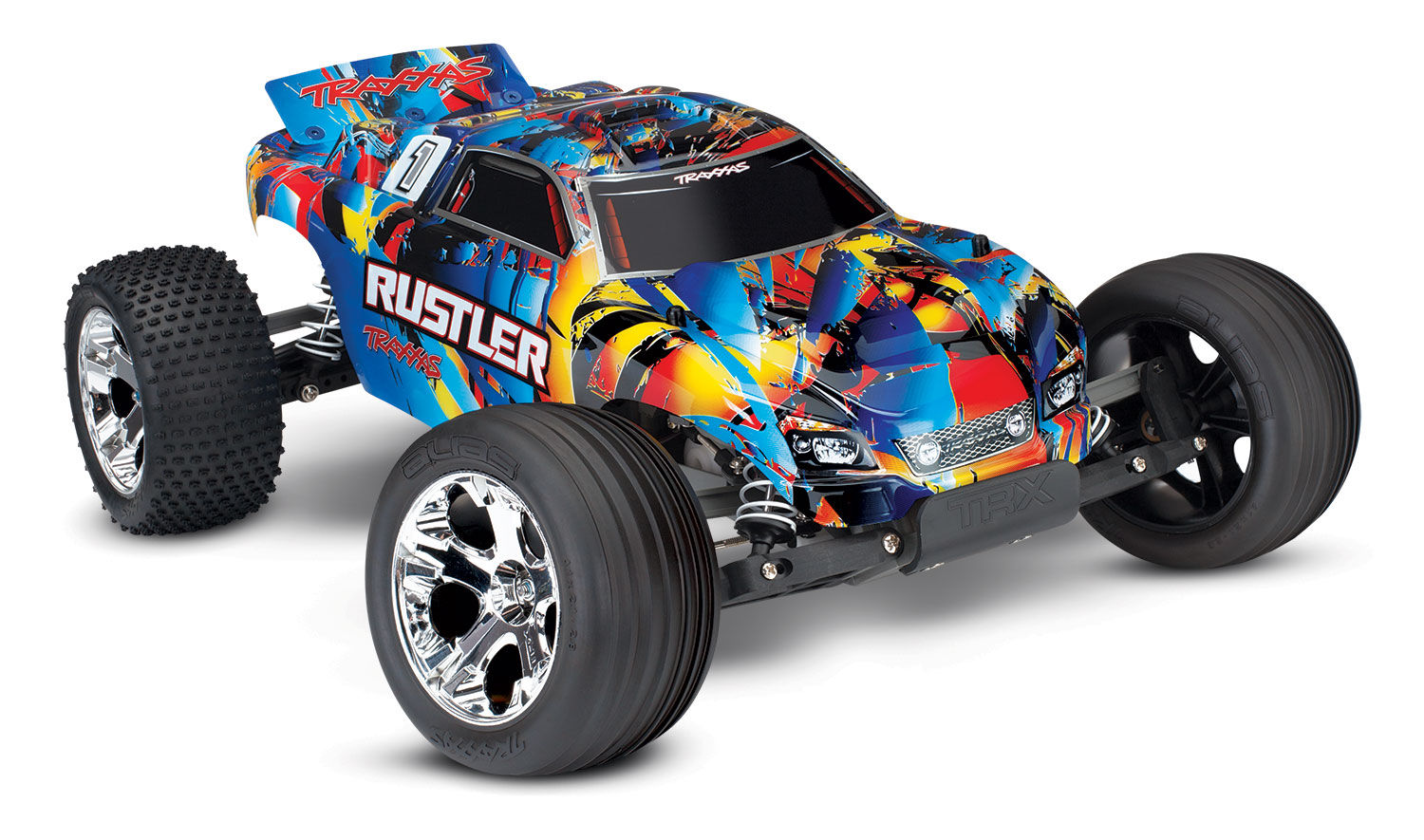 Traxxas Bandit Amp Rustler New Look Lower Price Video Rc Car Action