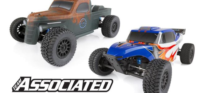 Team Associated Reflex DB10 & Trophy Rat [VIDEO]