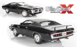 Die Cast X Review: Auto World 1971 Dodge Charger R/T