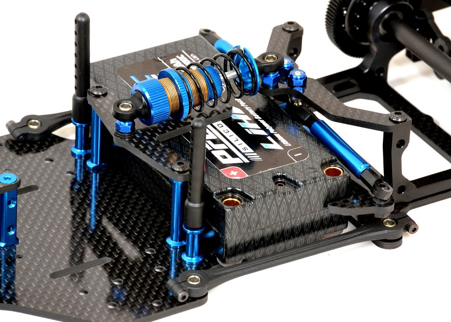 Exotek Racing Rear Traction Plate Set For The AE F6