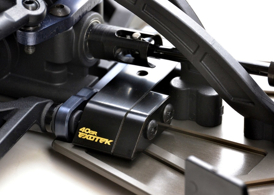 Exotek Rear Weight Set For The Tekno EB410
