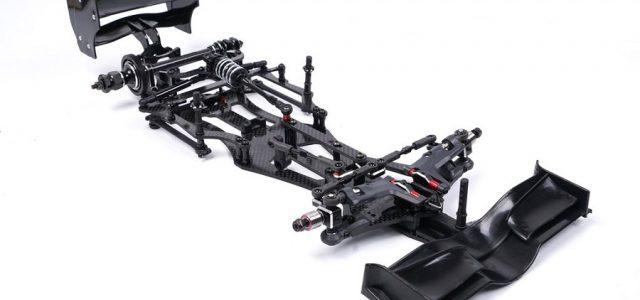 FX18 Lightning 1/10 Formula Car Kit From VBC Racing