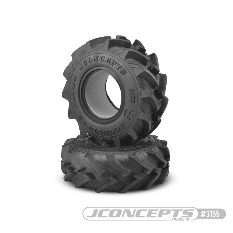 Fling King 2.6 Mega Truck Tire From JConcepts