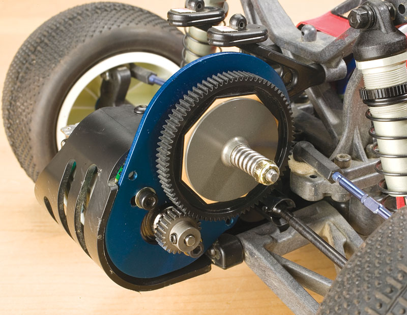 Getting started in RC - Pinion and Spur Gears