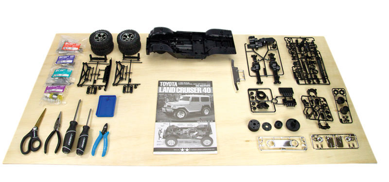 Getting started in RC - Kits