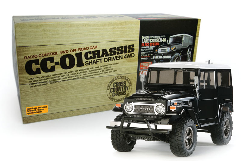 RC Kits and RTR's