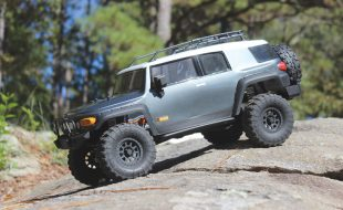 RC Review:  HPI  Venture FJ Cruiser