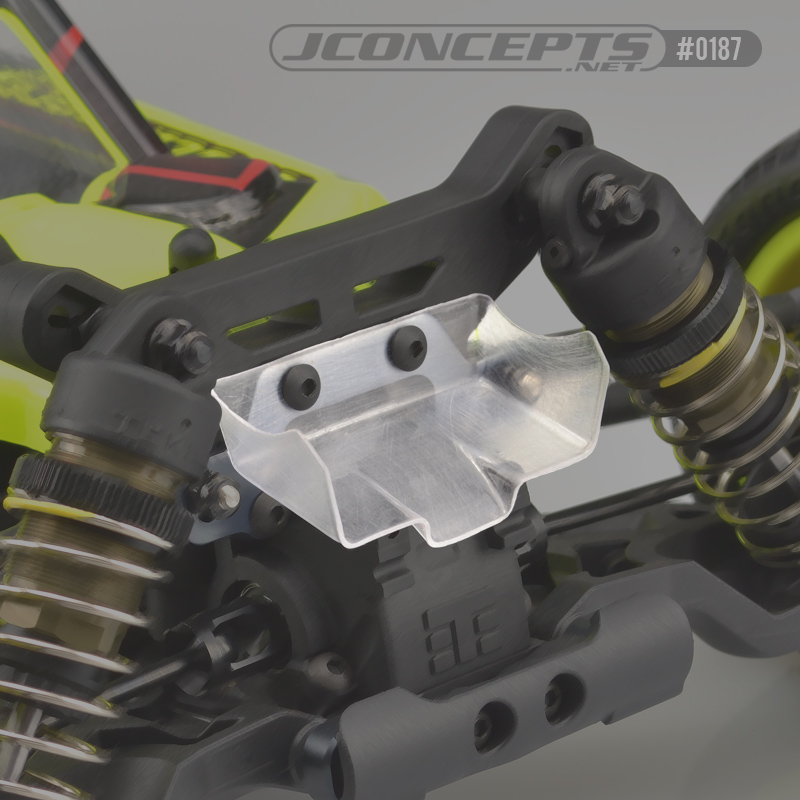 JConcepts F2 Finnisher 2 Tekno EB410 Body & Wings