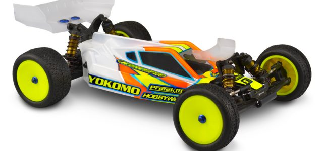 "JConcepts P2 ""Punisher 2"" Yokomo YZ2 IFMAR Worlds Body"