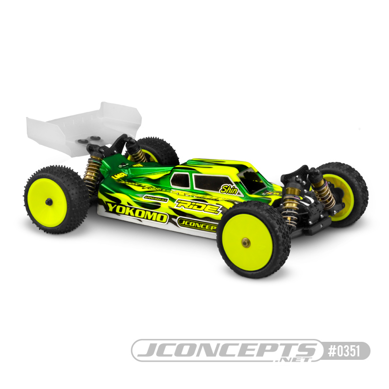 JConcepts S1 Body For The Yokomo YZ4-SF