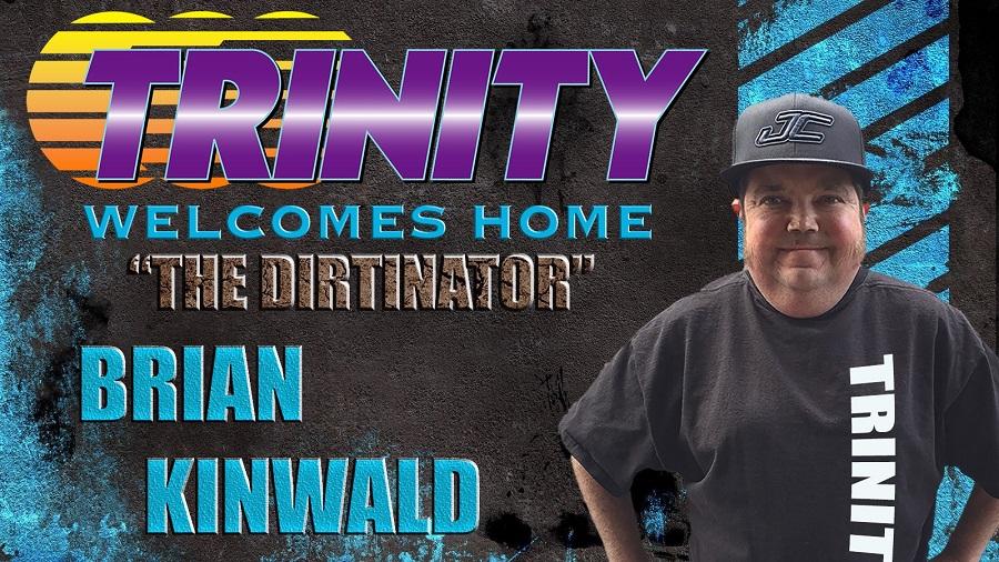 Kinwald Back To Trinity
