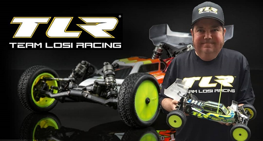 Kinwald Back With Team Losi Racing