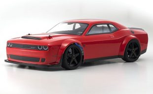 Kyosho Inferno GT2 Dodge Challenger SRT Demon