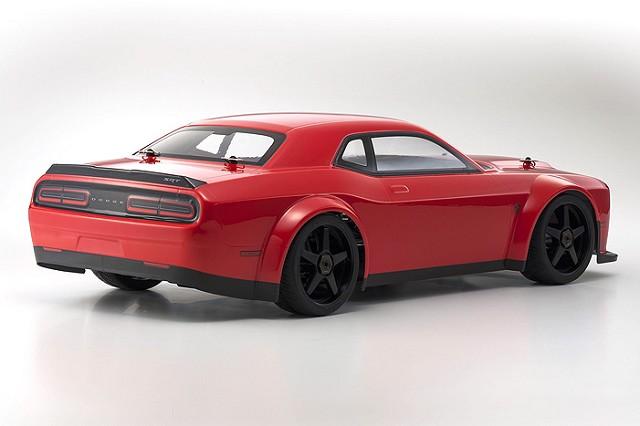 Kyosho Inferno GT2 Dodge Challenger SRT Demon