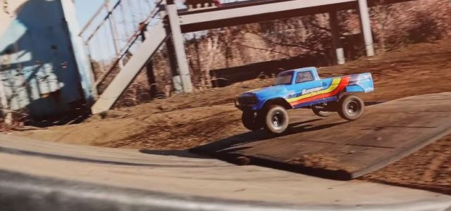 Kyosho Outlaw Rampage Dirt Bash [VIDEO]