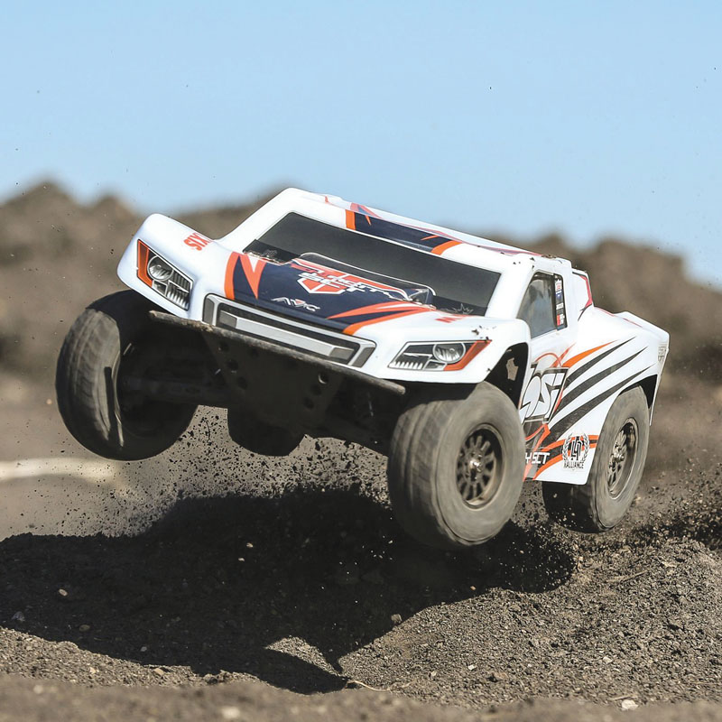 Losi Tenacity SCT - Beginner friendly rc