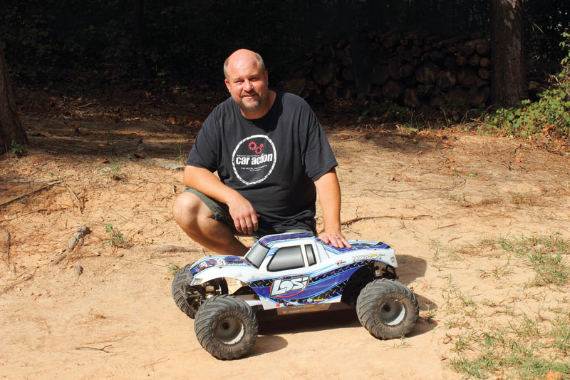 Getting started in RC - Nitro Cars