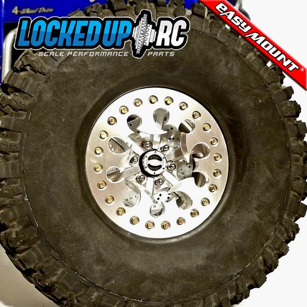 Locked Up RC  EG1 Limited Edition Beadlock Ring