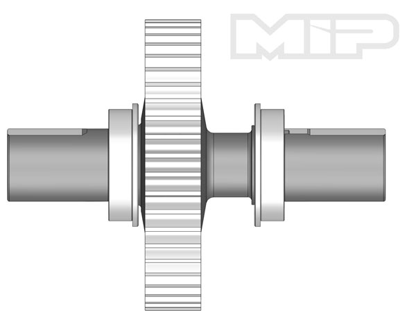 MIP Super Ball Diff For Tamiya HotShot & BigWig