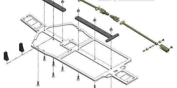 MIP Tekno EB410 Pro4mance Chassis Bundle Kit [VIDEO]
