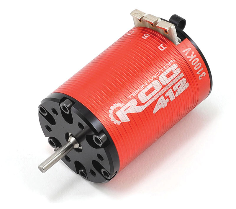 Getting started in RC - Motors