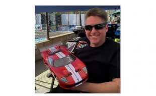 Mike Mayberry Named Team Hitec Surface Manager