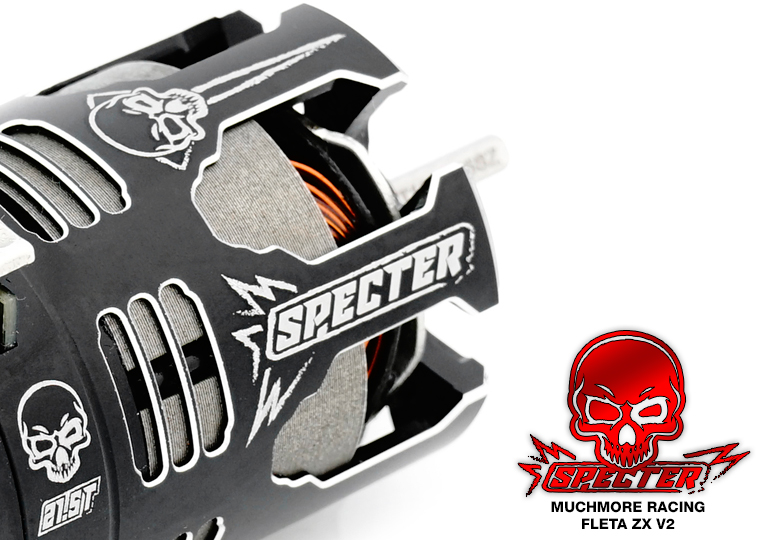 Muchmore Racing FLETA ZX V2 Specter Brushless Motors