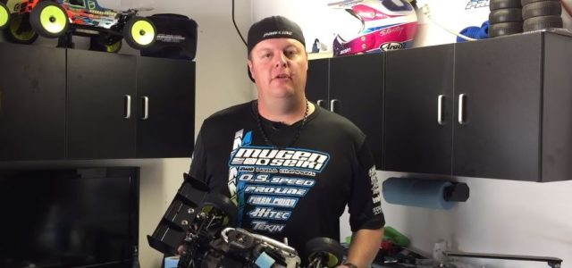 Mugen's Adam Drake Talks About The New MBX8 [VIDEO]