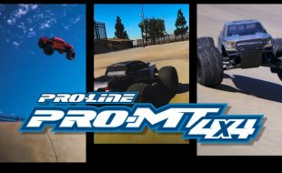 Skate Park Session With The Pro-Line PRO-MT 4×4 [VIDEO]