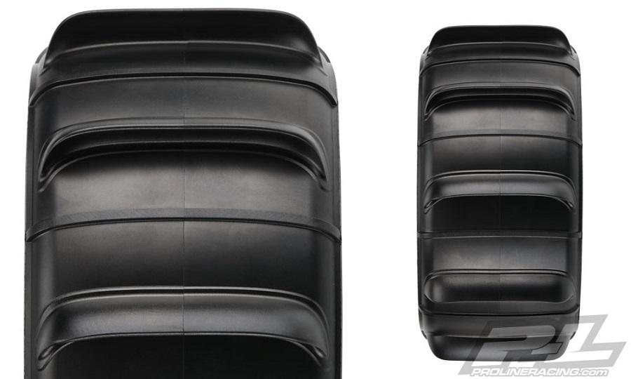 Pro-Line Mounted Sling Shot 4.3 Pro-Loc Sand Tires