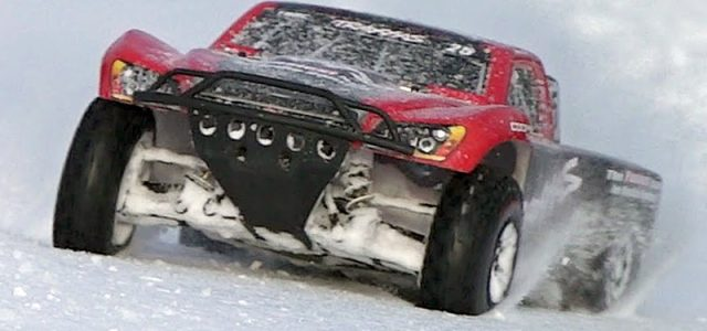 Conquering the Cold: RC Snow and Ice Action Videos