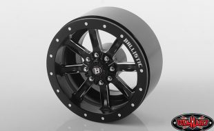 "RC4WD Ballistic Off Road Rage 1.9"" Beadlock Wheels"